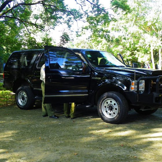 Features of armored cars and trucks
