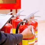Prevent damages – Use fire extinguishers